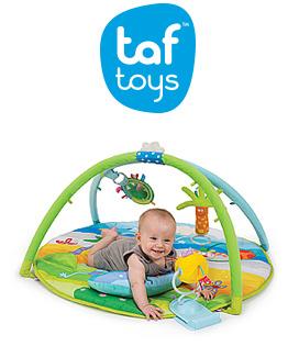 taf toys hrací deky